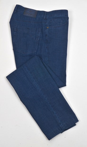 ALPINO NITRO JEAN DENIM