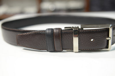 BOND 17110 REVERSIBLE BELT BLACK