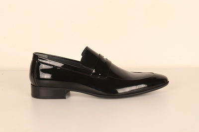 LAFENI 3682 SON PATENT LOAFER BLACK