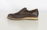 PSM Brown Suede Brogue