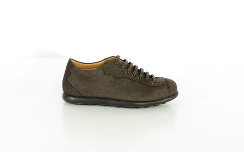 Anatomic Suede Casual Lace Up KHAKI