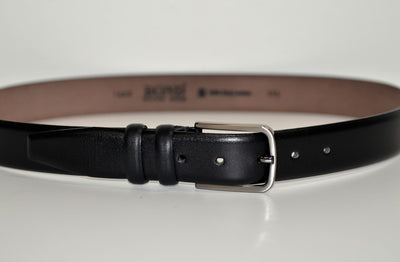BOND 1000 LEATHER BELT BLACK