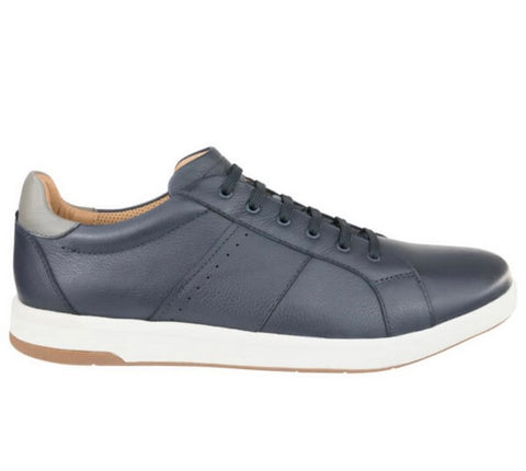 FLORSHEIM CROSSOVER LACE UP CASUAL NAVY