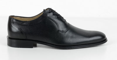 DANACI D793 LACE UP DERBY SHOE BLACK