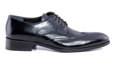 PSM Wingtip Derby BLACK