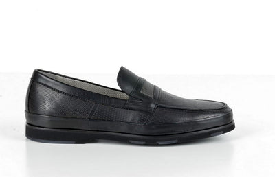 Flex Anatomic Panel Moccasin BLACK