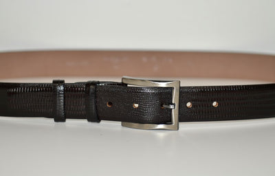 PSM 1901 32MM LEATHER BELT BROWN