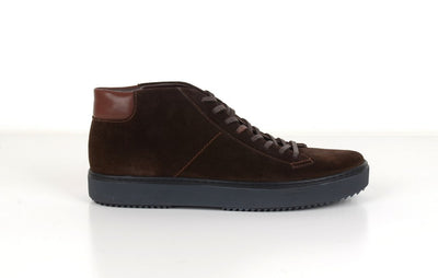 MARIO RIVALI 7596 LACED BOOT BROWN