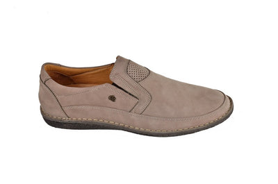 DR.ANATOMIC SLIP ON CASUAL LOAFER KHAKI