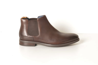 FLORSHEIM CEDUNA CHELSEA BOOT BROWN