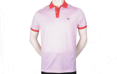 CABARET 6014 POLO TOP RED