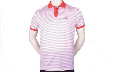 CABARET 6014-05 SS POLO TOP RED