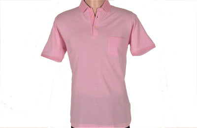 DIGO 1003 POLO TOP PINK
