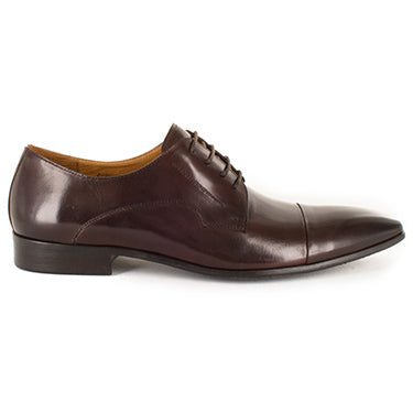 FLORSHEIM COPENHAGEN SHOE BROWN