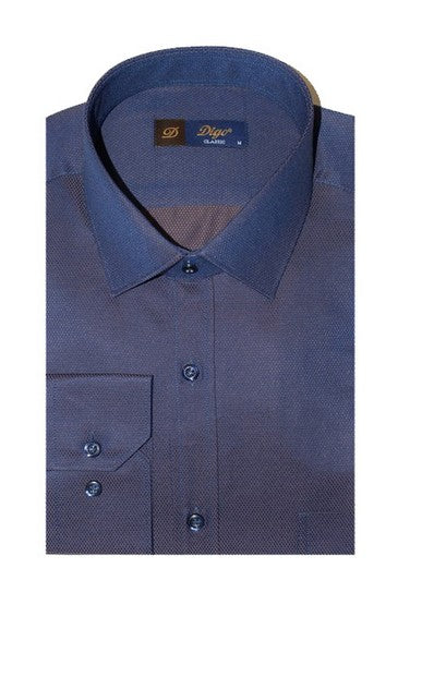 DIGO 6036 PREMIUM CITY SHIRT NAVY