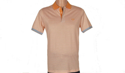 CABARET 602-1503 POLO TOP ORANGE