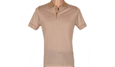 CABARET SP902 POLO TOP BEIGE