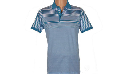 CABARET SP1305 SHORT SLEEVE POLO TOP BLUE