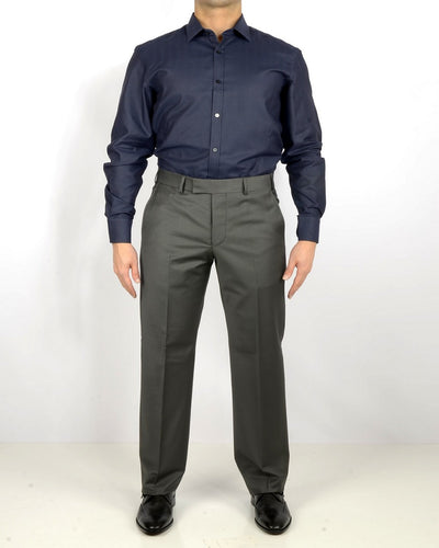 Rabin Tailored Stretch Trousers CHARCOAL