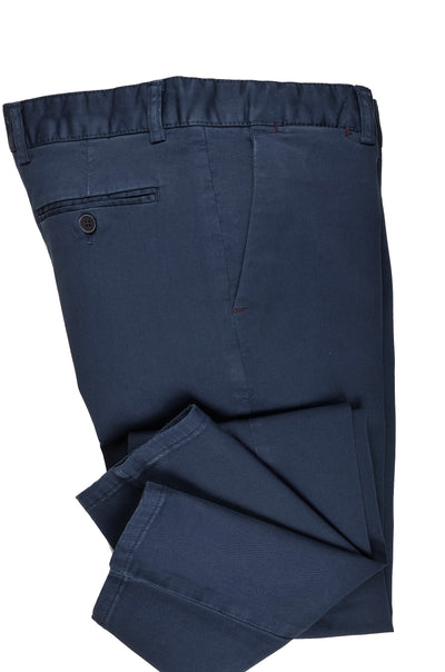 CANELIA SLIM STRETCH CHINO. BLUE