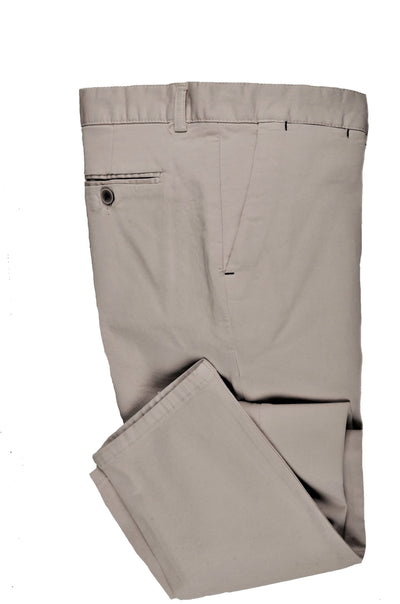 CANELIA SLIM STRETCH CHINO. STONE