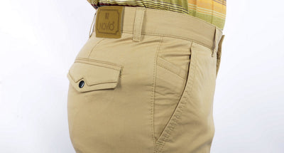 NOVIO STRETCH CHINO BEIGE