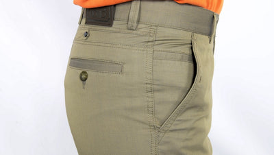 NOVIO COTTON CHINO TAUPE