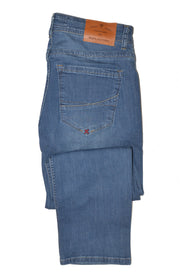 KIM ACTION 39415 STRAIGHT LEG JEAN BLUE