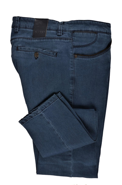 ALPINO LEONE TENCEL STRETCH DENIM JEAN
