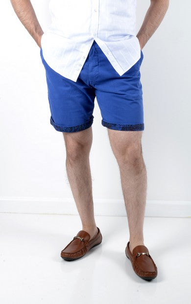 DAVID SMITH KIRRA STRETCH SHORT BLUE