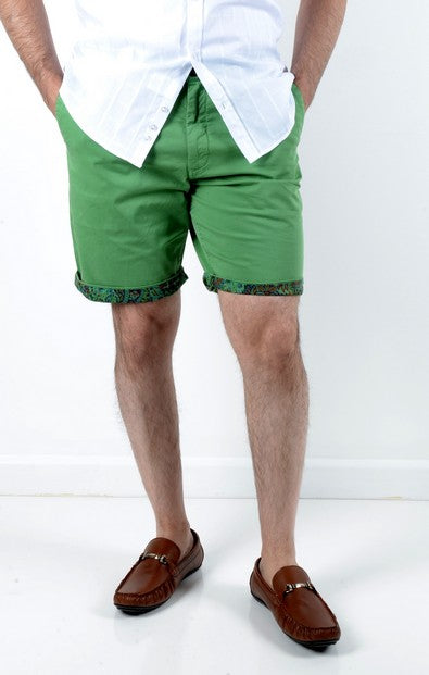 DAVID SMITH KIRRA STRETCH SHORT GREEN