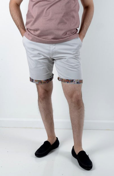 DAVID SMITH KIRRA STRETCH SHORT PUTTY