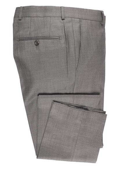 ALPINO LEONE REGULAR FIT TROUSER SILVER