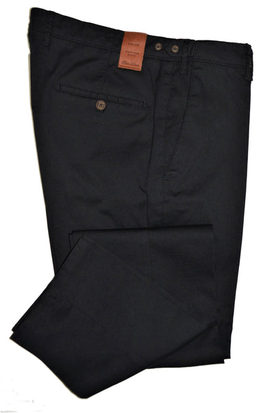 ECER ICON SLIM FIT STRETCH CHINO PANT BLACK