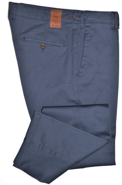 ECER ICON SLIM FIT STRETCH CHINO PANT BLUE