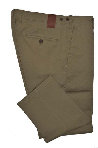 ECER ICON SLIM FIT STRETCH CHINO PANT KHAKI