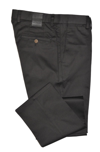 ALPINO LEONE STRETCH CHINO PANT BLACK