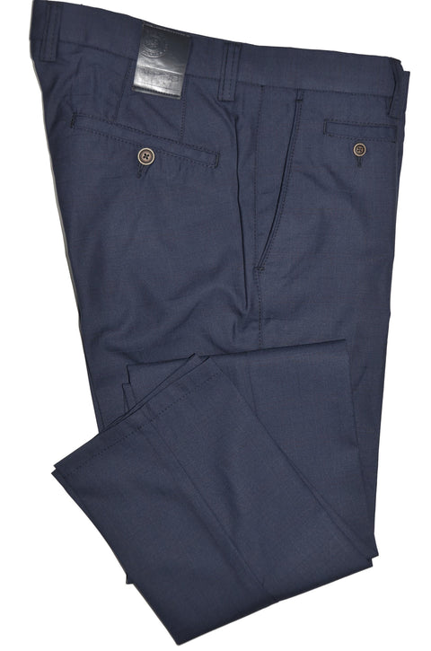 ALPINO LEONE SLIM FIT TROUSER NAVY
