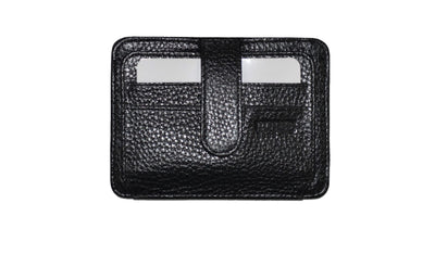 PSM 131 SLIM LEATHER CARD HOLDER.