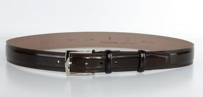 PSM 32mm Spliced Stitched Belt BROWN