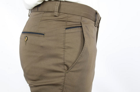 ECER STRETCH CHINO CAMEL