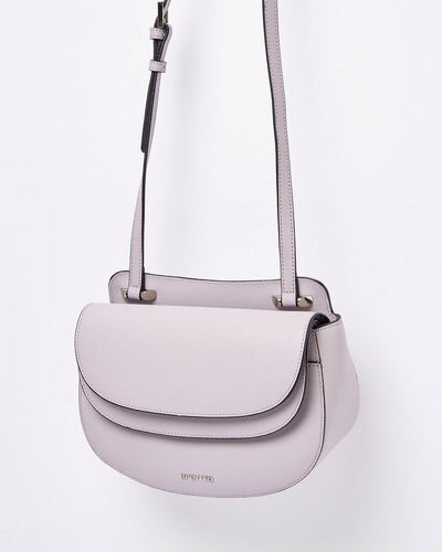 Cromia 1403837 Perla Crossbody Shoulder Bag LILAC