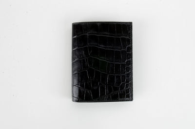Gianni Conti Leather Wallet BLACK