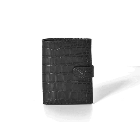 BOND 527-4 LEATHER WALLET.