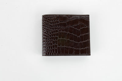 BOND 541 LEATHER WALLET BROWN
