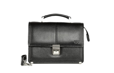 BOND MINI BAG WITH CLUTCH STRAP BLACK