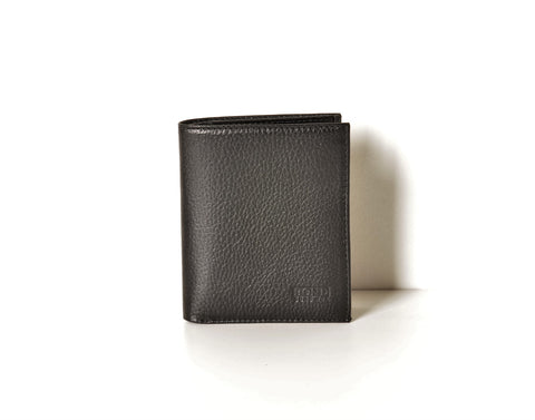 BOND 533-281 LEATHER WALLET BLACK