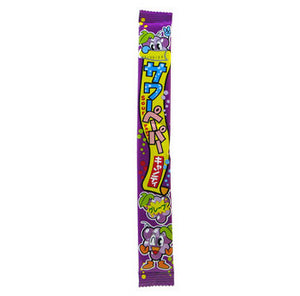 Grape flavour Sour Paper Candy
