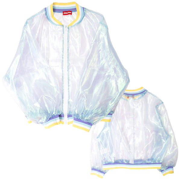 ACDC RAG Neo clear jacket