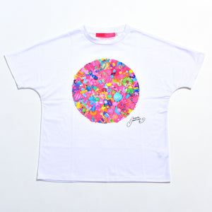 6% DOKIDOKI gravity t-shirt